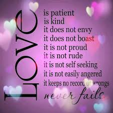 Love Is Patient Love Is Kind Quote Extraordinary EQ Best Quote By Author Unknown Love Is Patient Love Is Kind It