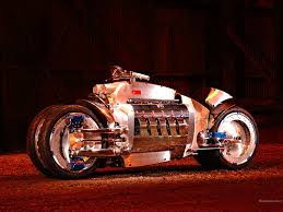 World's Fastest Motorcycle Prototype: Dodge Tomahawk | I Like To ...