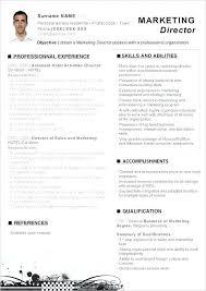 Resume Samples Marketing Marketing Manager Resume Samples Medium Small Marketing Manager