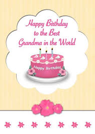 Check out our collection of printable coloring birthday cards for grandma below. Free Printable Cards For Every Occasion Grandma Birthday Card Birthday Card Printable Happy Birthday Grandma