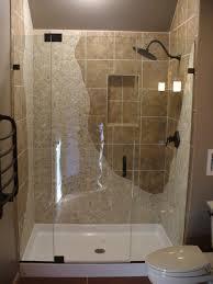 Shower stalls acrylic tile