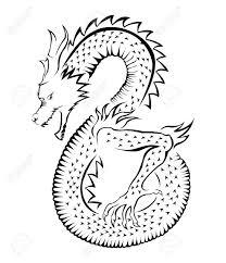 龍のシンボル