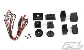 Pro Line Universal Led Headlight Tail Light Kit Rc Car