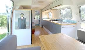Airstream Interior Design New Ideas