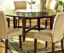dining room table 6 chairs round dinner table for 6 remarkable traditional round glass dining table