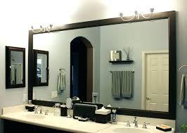 wood framed bathroom mirrors wood framed bathroom mirrors oak framed bathroom mirror dark wood wall timber wood framed bathroom mirrors