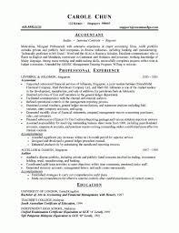 Cpa Resume Examples Accountant Chrono Sample Cpa Resume Sample 2016