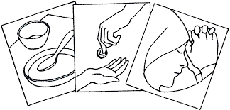Resultado de imagem para Mt 6,1-6.16-18