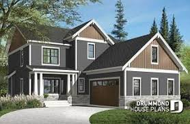 Houses with High Ceilings (9' and over) from DrummondHousePlans.com