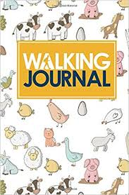 walking journal amazon com walking journal 9781731443977 rogue plus publishing