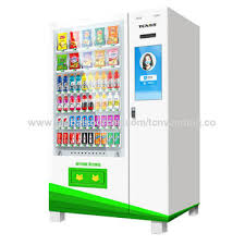 Touch Screen Vending Machine Delectable China TCN OEM ODM Unique Face Recognition Touch Screen Vending
