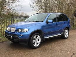 BMW 5 Series 2002 bmw x5 4.4 i for sale : Used 2005 BMW X5 4.4 SPORT 5d AUTO 316 BHP for sale in ...