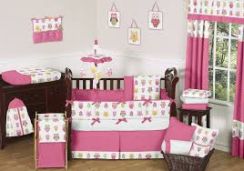 sailor crib set