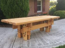japanese patio furniture. Outdoor Furniture · Spaces Japanese Style Cedar Garden Bench By HartmanWoodworks On Etsy Patio R