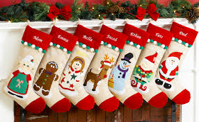 how to decorate a christmas stocking. Brilliant Christmas I Want To Make Christmas Stockings For Our Family And Like The Idea Of  Each Person Having A Large Picture On Their Stocking So They Can Identify It  And How To Decorate A Christmas Stocking O