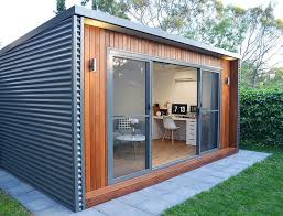 outside office shed. studiooffice outside office shed n