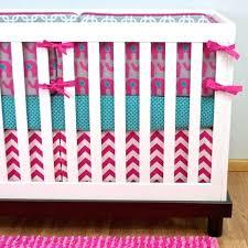 elephant baby crib bedding baby bedding nursery crib set pink turquoise gray by i think this elephant baby crib bedding