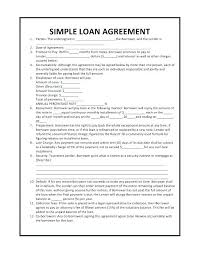 Company Loan To Employee Agreement Company Loan To Employee Agreement Template Contracts