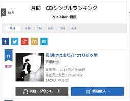 Oricon Monthly Soma Saito Trigger Nobunagal Valkyrie