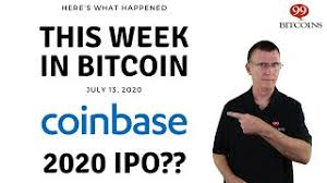 With over 56 million active users to date, with another 115,000 partners and 7,000 institutions in over 100 countries, coinbase has amassed an enormous footprint in the cryptocurrency world. Huge News Coinbase May Ipo In The Next 5 Months Bitcoin News Summary July 13 2020
