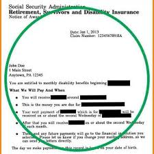 9 ssi award letter timesheet conversion with award letter for social security 600x600