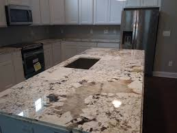 when natural stone countertops see a lot of use they fade chip and become dull even when treated initially with manufacturer recommended sealers