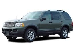 2002 Ford Explorer Tire Size Chart 2003 Ford Explorer Reviews Research Explorer Prices Specs Motortrend