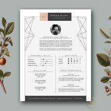 Creative Cover Letter Template Modern Resume Template Cover Letter Template Creative Resume Design Professional Cv Template
