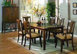 dark wood dining room chairs. Enchanting Dark Wood Dining Tables And Chairs Kitchen Great Table Vidrian With Room P