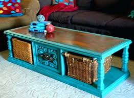 colorful coffee tables colorful coffee tables make the best of things turquoise chalk paint coffee table colorful coffee tables