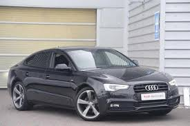 black audi a5 2014. audi a5 sportback special editions 18t fsi black edition 5dr nav 5 seat 201414 2014 audi