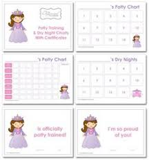 Potty Training Charts For Girls 61 Best Potty Training Charts Images Behavior Charts Potty Charts