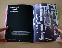 How To Make A Process Book Graphic Design Thesis Process Book Anna Bogatch