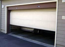 garage roor stuck need some to help you get it working