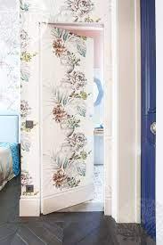 Wallpaper door, Hidden doors in walls ...