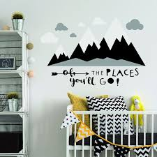 toddler room decor nursery room decal