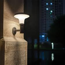 solar garden lights solar wall lamp