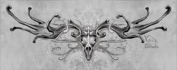 Tattoo Sketch тату эскизы Tattoo Ideas тату идеи олень Deer Bw