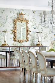 gracie wallpaper chinoiserie gilt mirror