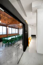 futuristic office ditches cubicles super. Office Tour: Inside Nitro\u0027s San Francisco Offices | Designs, Interiors And Spaces Futuristic Ditches Cubicles Super