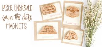 read on to learn how to safely mail save the date magnets and invitations sent with my acrylic monogram tags