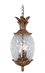 pineapple light fixture hanging five with design inside pendant ideas home depot outdoor outdoo