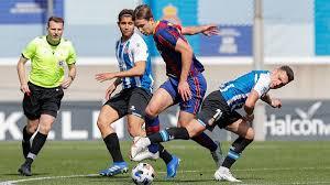 Barcelona optimistic that Nico Gonzalez will renew his contract