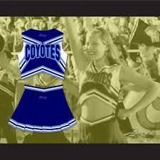 Varsity Blues Darcy Sears West Canaan Coyotes Cheerleader Uniform