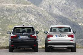BMW Convertible bmw x3 four wheel drive : The new BMW X3: New generation replaces the previous