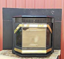 lennox pellet stove. lennox country winslow pi40 fireplace insert pellet stove - used / refurbished