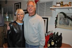PHOTO GALLERY: Wine Tasting - Suzette and Tom Keenan   Your Observer