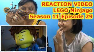 Reaction Video LEGO Ninjago Season 11 Episode 29 Once And For All - YouTube