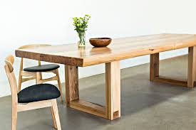 solid recyled chestnut timber table rust furniture australia impressive on handmade wooden dining tables