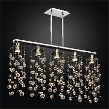 home design inspiring rectangular bubble chandelier chelsea 645 glow lighting regarding inspiring bubble chandelier
